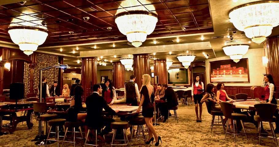 Novotel bucharest casino casino dealing