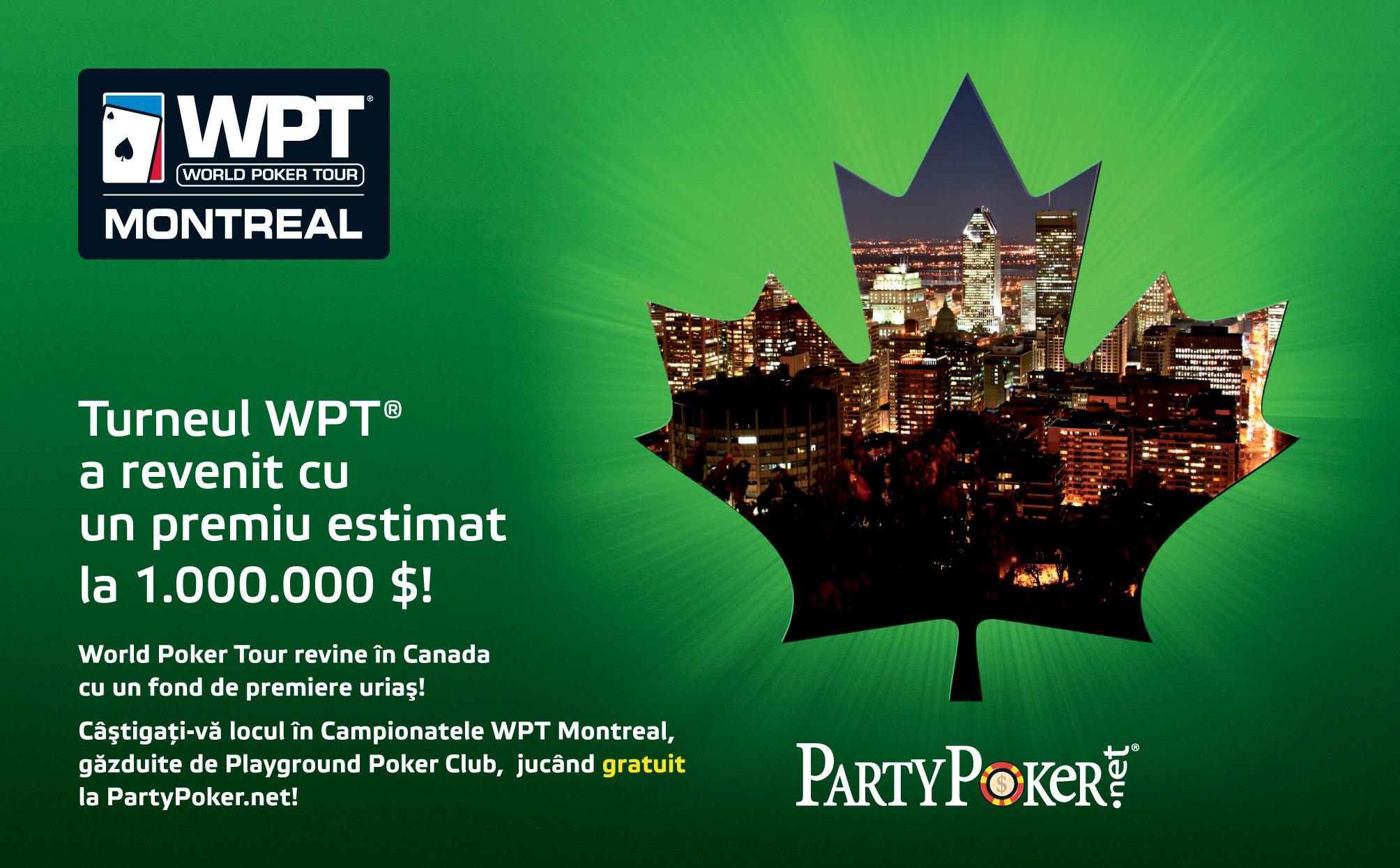 Wpt Montreal 2021