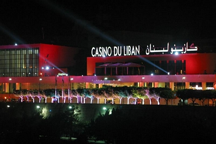 hotel next to casino du liban