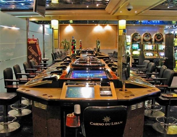 Charlotte casino du liban