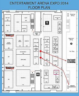 Entertaiment Arena Expo La Cea De A 8 A Ediţie