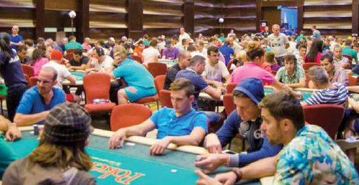 poker handreading