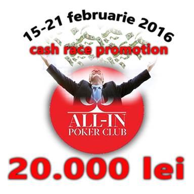all-in cash race
