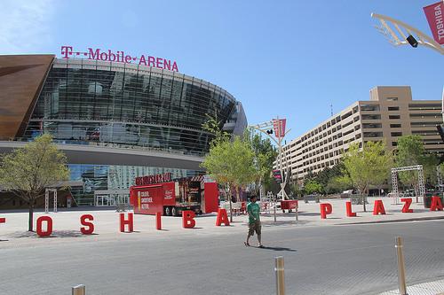 Toshiba Plaza