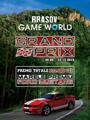 gameworld brasov