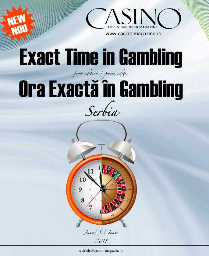 Exact Time In Gambling Serbia