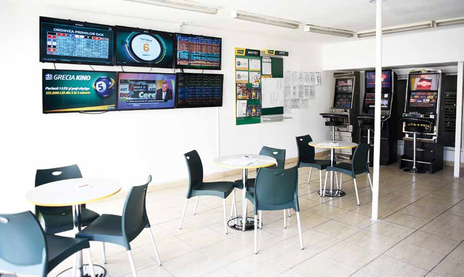sports betting franchise