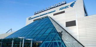 Centrul ExCel din Londra London's ExCel centre