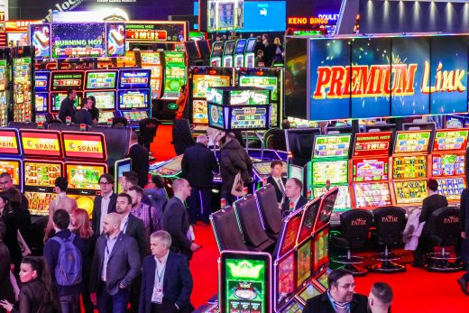 EGT share the gaming's spirit of genius at the ICE 2019