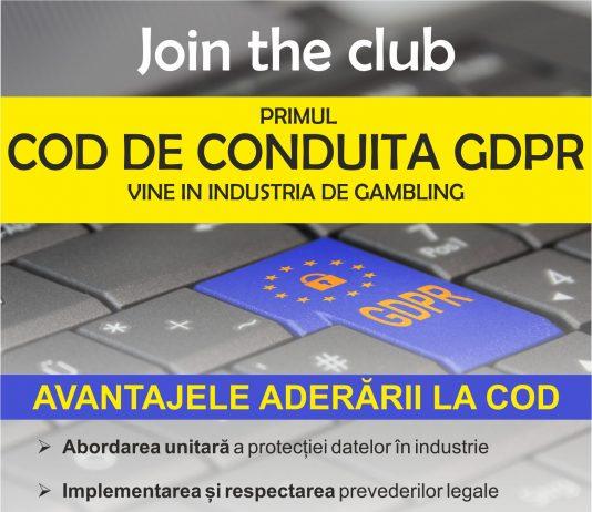 Codul de Conduită GDPR
