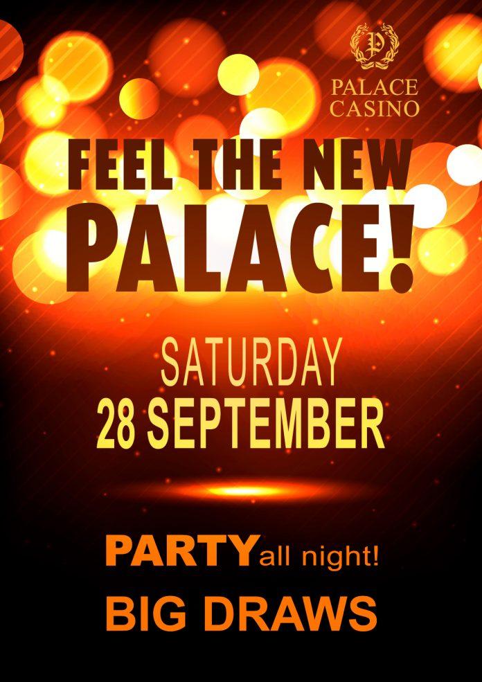 Palace Casino pregătește deja calendarul de evenimente pentru această toamnă