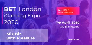 BET London iGaming Expo 2020