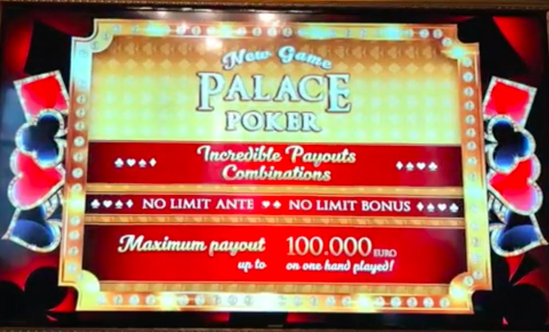 Palace Poker Casino