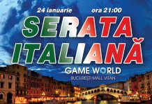 Serată Italiană