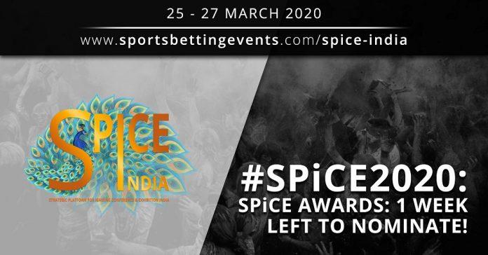SPiCE Awards 2020