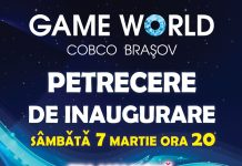 Game World Cobco Brașov