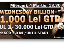 Wednesday Billion