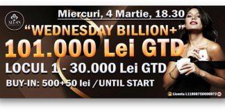 Wednesday Billion