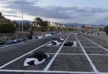 Oamenii străzii Homelessness people