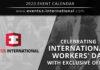 Celebrating International Worker's Day