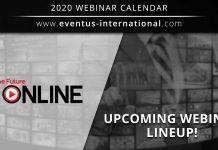 Eventus International ONLINE Webinars