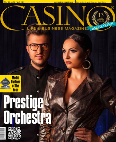 Prima ediție Casino Life & Business eMagazine The first edition