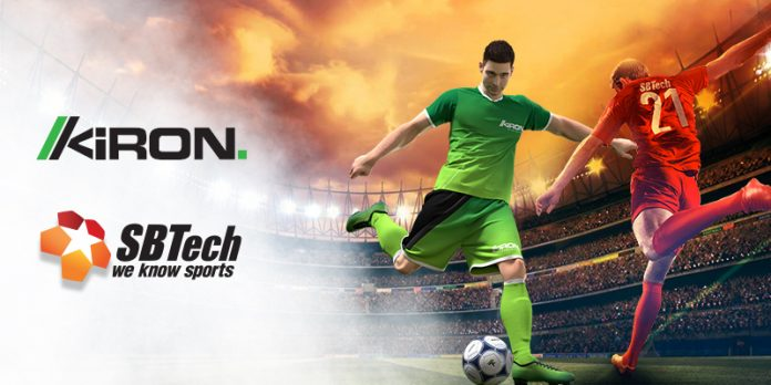 Kiron extends igaming partnership with SBTech