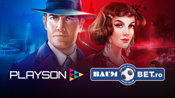 Baumbet joins forces with casino software developer Playson