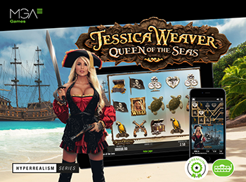 Jessica Weaver Queen of the Seas