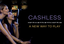 Cashless gaming Jocurile cashless