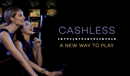 Cashless gaming Jocurile cashless