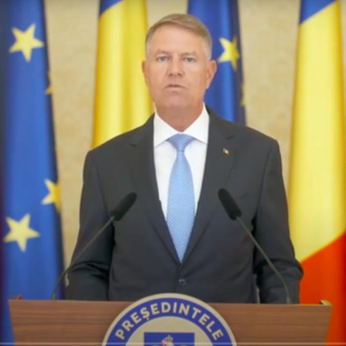 Declarația de presă susținută de Președintele României Klaus Iohannis