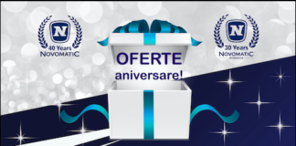 Surprizele aniversare Anniversary surprises