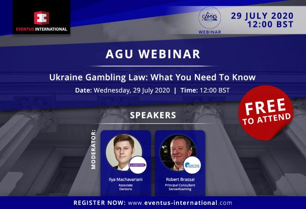 Ukraine Gambling Law