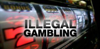 Illegal gambling operations Operațiunile de jocuri de noroc ilegale
