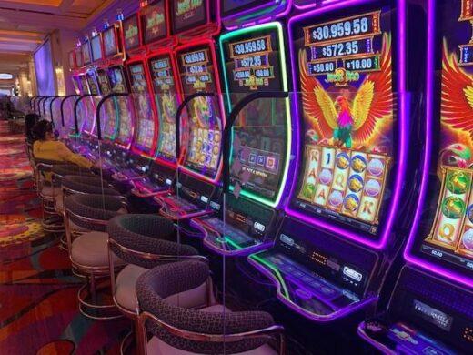 Slots in a pandemic Sloturile într-o pandemie