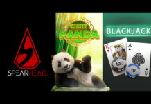 Blackjack and Giant Panda