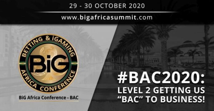 BiG Africa Conference