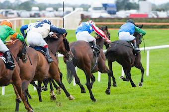 The British horseracing