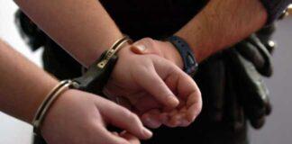 Polițiști arestați Police officers