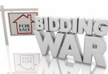 Bidding war războiul licitațiilor