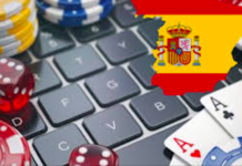 Online gambling revenue