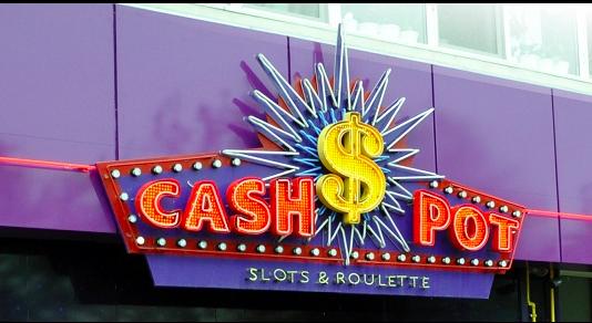 Cash-Pot