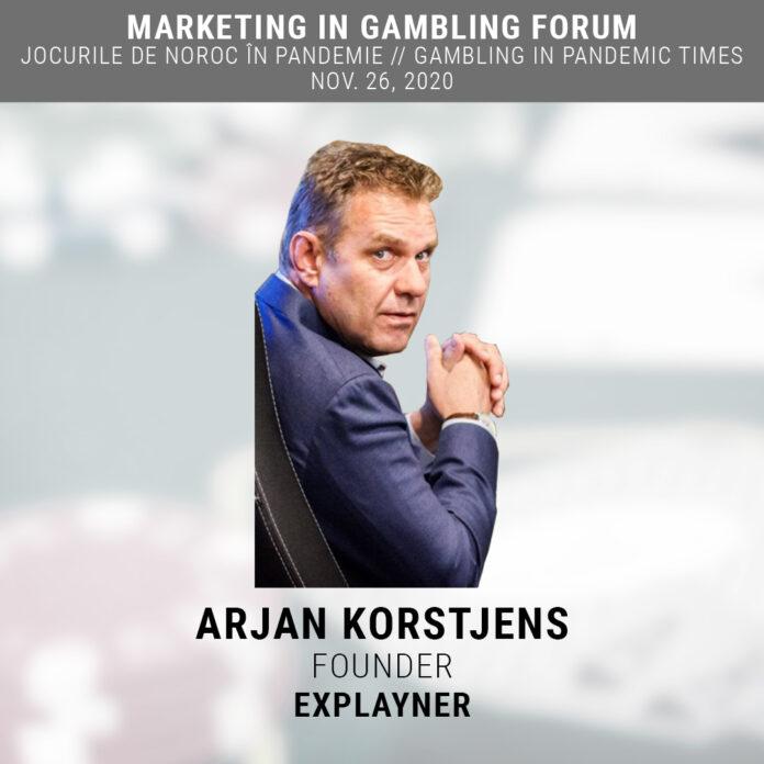 prezentare Arjan Korstjens Arjan Korstjens presentation