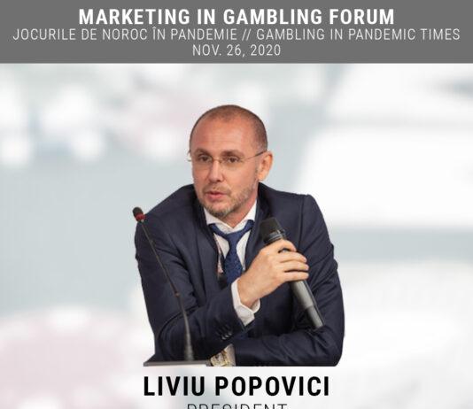 prezentare Liviu Popovici