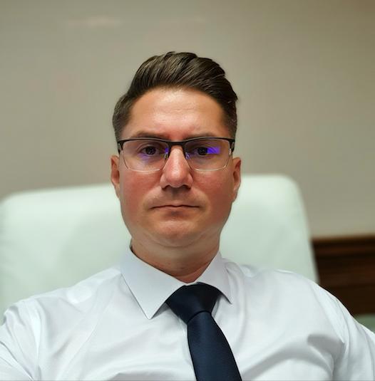 Alin Teodor Vice President Vicepreședintele