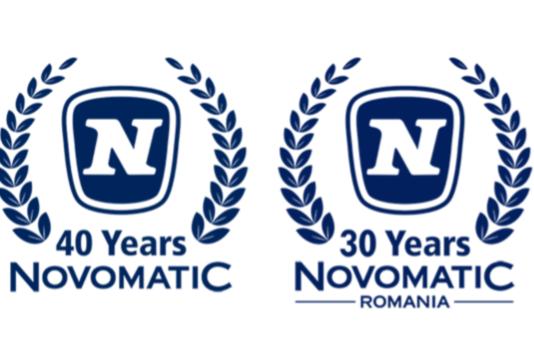 NOVOMATIC România sărbătorește NOVOMATIC Romania celebrates