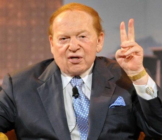 The founder of Las Vegas Sands Fondatorul Las Vegas Sands