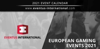 Eventus International European Gaming Events 2021