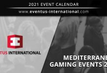 Mediterranean Gaming Events 2021